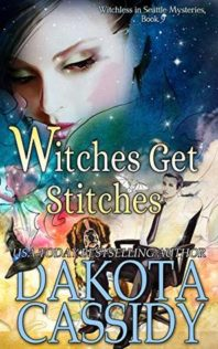 Review:  Witches Get Stitches by Dakota Cassidy