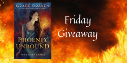 Friday Giveaway:  Phoenix Unbound by Grace Draven