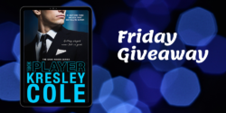 Friday eBook Giveaway:  The Player by Kresley Cole