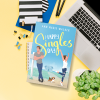 Cover Reveal:  Happy Singles Day by Ann Marie Walker