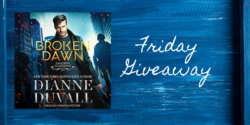 Friday Giveaway:  Broken Dawn by Dianne Duvall