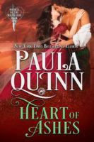 Audiobook Review:  Heart of Ashes by Paula Quinn