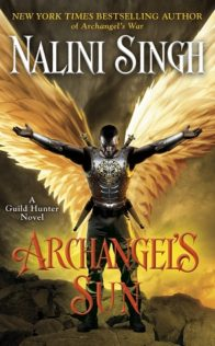 Review:  Archangel's Sun by Nalini Singh