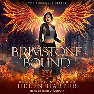 Audiobook Review:  Brimstone Bound by Helen Harper