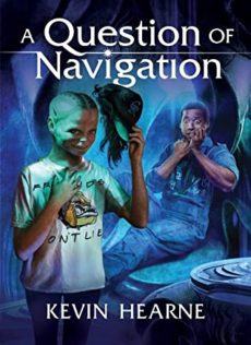 Review:   A Question of Navigation by Kevin Hearne