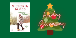 Friday Holiday Giveaway:  Christmas with the Sheriff by Victoria James