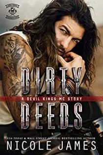 Audiobook Review:  Dirty Deeds by Nicole James