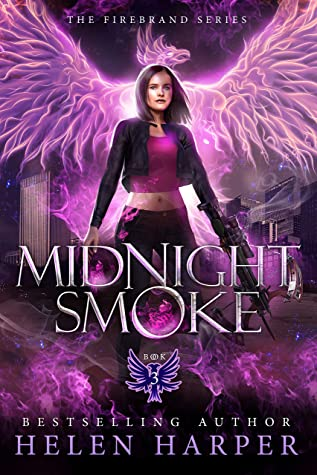 Midnight Smoke (Firebrand #3) by Helen Harper