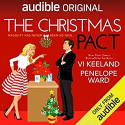 Audiobook Review:  The Christmas Pact by Vi Keeland
