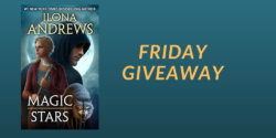 Friday Giveaway:  Magic Stars by Ilona Andrews