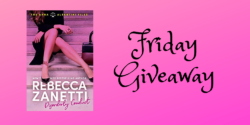 Friday Giveaway:  Disorderly Conduct by Rebecca Zanetti