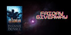 Friday Giveaway:  The Segonian by Dianne Duvall