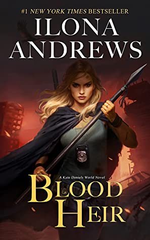 Blood Heir (Aurelia Ryder #1) by Ilona Andrews