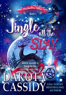 Audiobook Review:   Jingle All the Slay by Dakota Cassidy