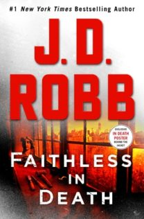 Audiobook Review:  Faithless in Death by J.D. Robb