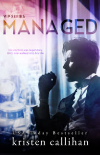 Audiobook Review:  Managed by Kristen Callihan