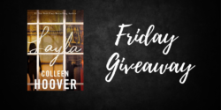 Friday Giveaway: Layla by Colleen Hoover
