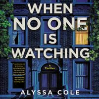 Audiobook Review:  When No One is Watching Alyssa Cole