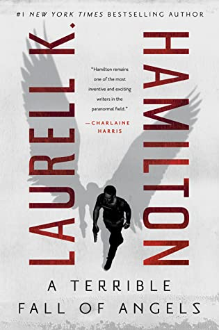 Review:  A Terrible Fall of Angels by Laurell K. Hamilton