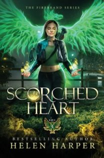 Audiobook Review:  Scorched Heart by Helen Harper
