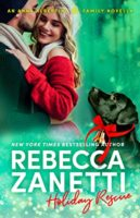 Review:  Holiday Rescue by Rebecca Zanetti