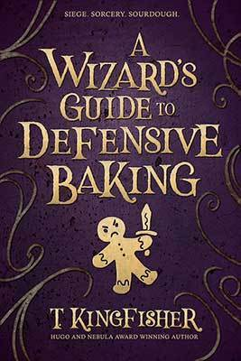 Audiobook Review:  A Wizard's Guide to Defensive Banking by T. Kingfisher
