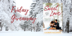 Friday Giveaway:  Sweet Love by Lauren Accardo