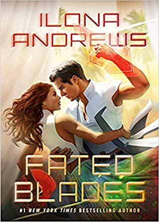 Review:  Fated Blades by Ilona Andrews